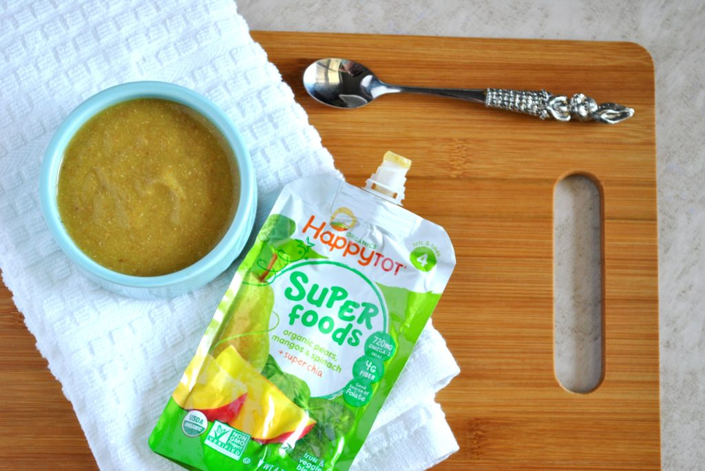 baby food veggie puree