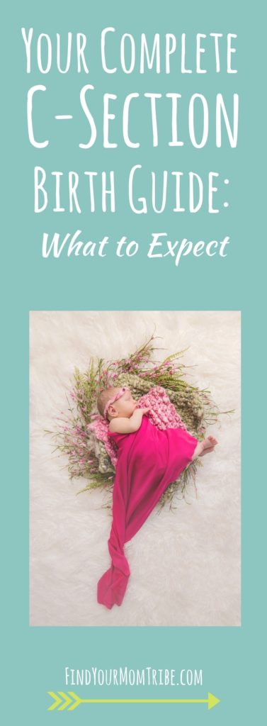 I know how overwhelming it can feel to face a c-section birth. In this post, I will go over every little detail for what you can expect.