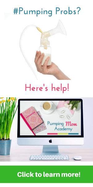 pumping mom academy