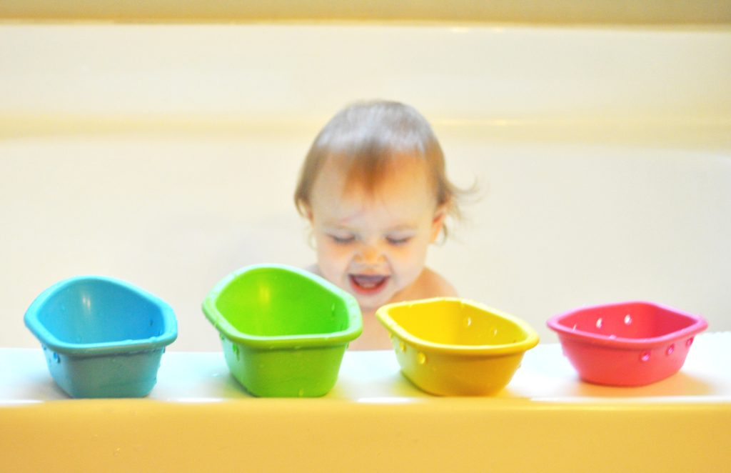 We'd like to think our little ones are squeaky clean after a nice, warm bath. But are they? Or could their tub toys be making them sick? Plus 8 safer tub toy options. (Number 5 is my fave!)