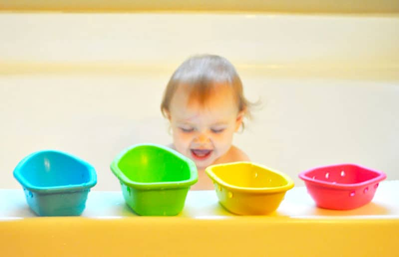 Are tub toys making your child sick plus 8 safer tub toy options