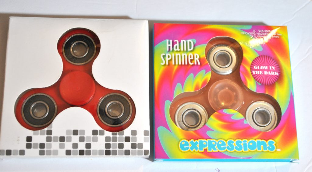 Do fidget spinners really contain toxic amounts of lead?