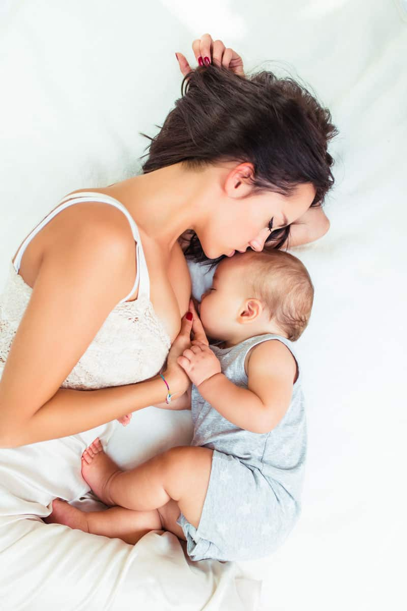 How to Stop a Nursing Strike - 7 Sure-Fire Ways to Get Baby Back to Breastfeeding