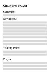 mother-child devotional, devotions for kids