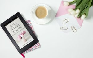 Jesus Mommy and Me Devotional
