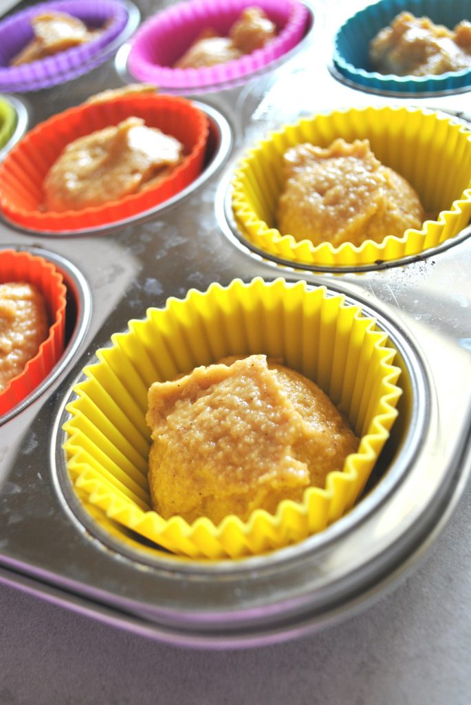 Just made these paleo pumpkin spice muffins yesterday - easy and delicious paleo dessert. Tastes WAY better than typical paleo desserts. You won't even know the difference! Gluten free, dairy free, real food ingredients.