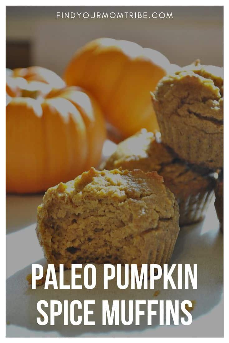 Paleo Pumpkin Spice Muffins Recipe
