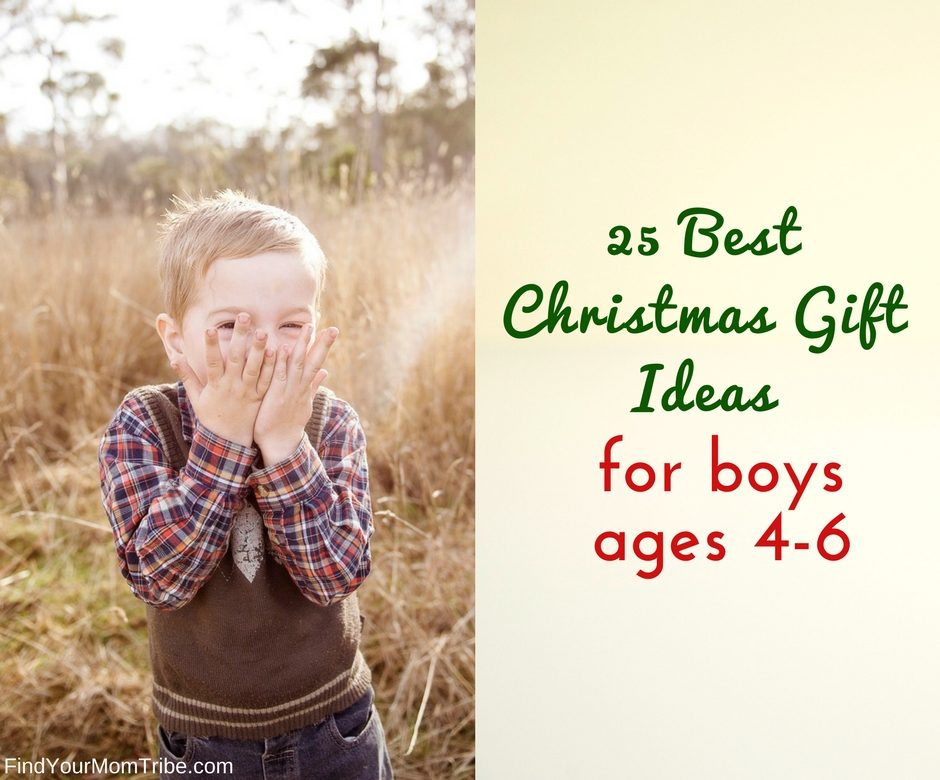 25 best christmas gift ideas for boys ages 4 6 under 30 find your mom tribe