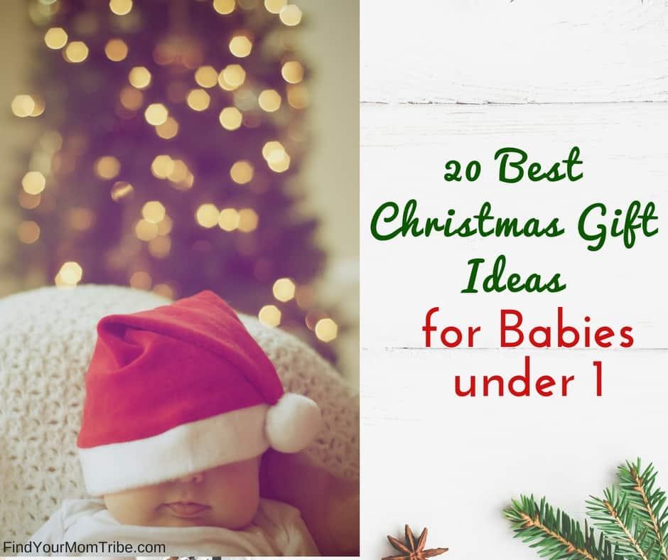 Good Christmas Gifts For Babies
