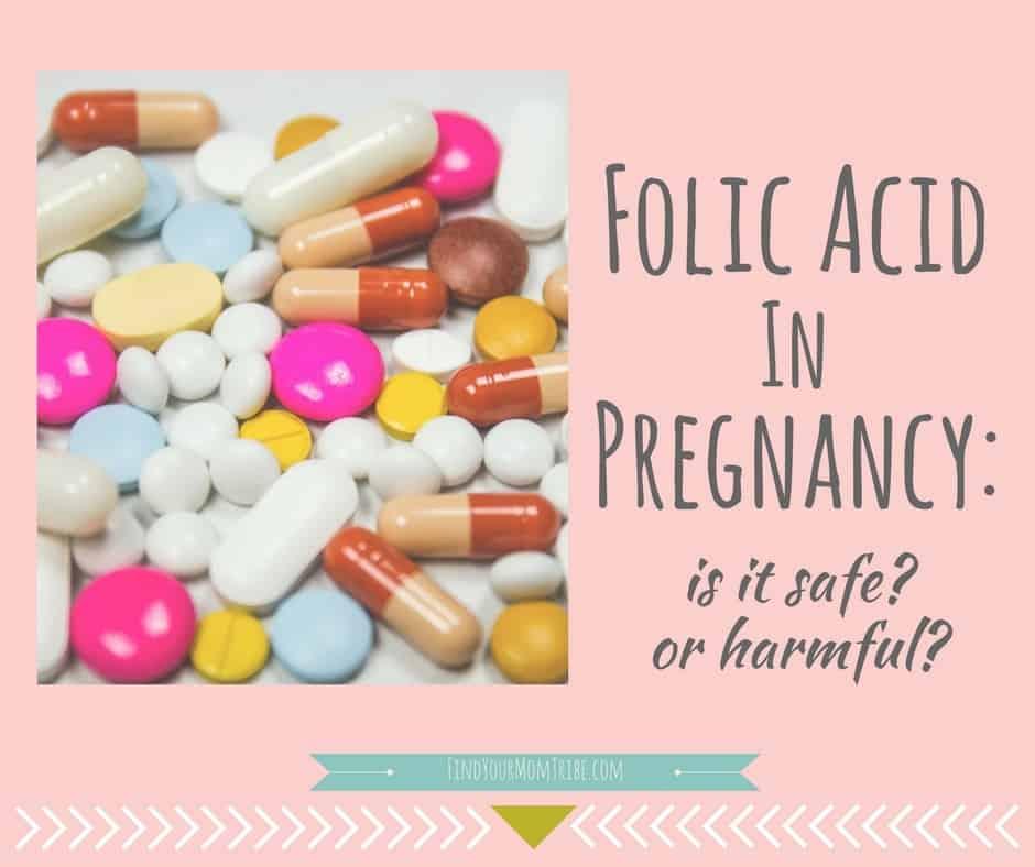 Folic Acid in Pregnancy: Is it Safe? Or harmful?