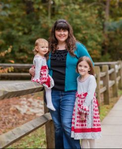 Marianna and daughters