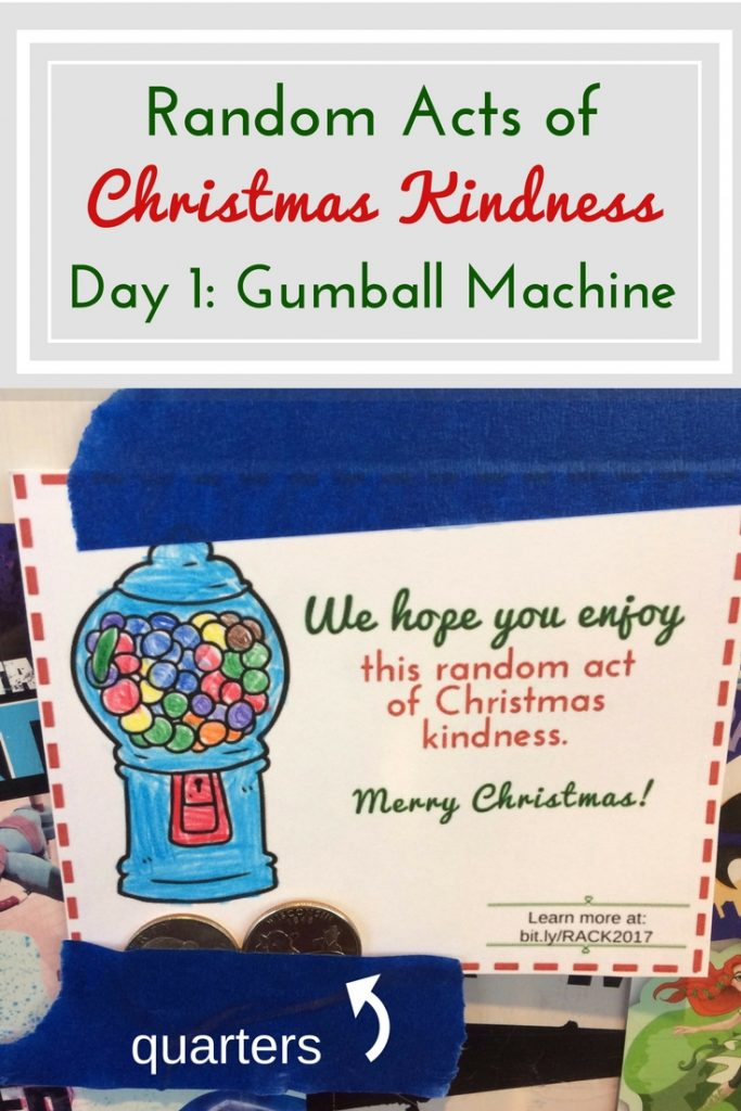 This looks like SO much fun! Random Acts of Christmas Kindness (There's even a free printable kindness packet!) #Christmas #Christmas2017 #Christmasactivitiesforkids #MerryChristmas #Randomactsofkindness #Randomactsofchristmaskindness