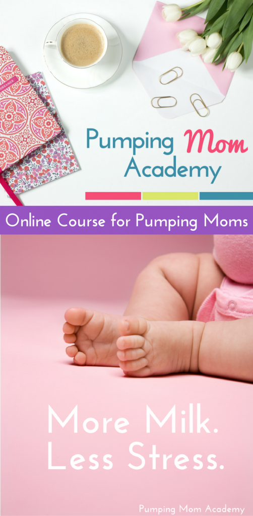 Are you a new mom struggling to pump milk for your baby? Pumping Mom Academy has got you covered! You'll learn how to not dread pumping, how to create a pumping schedule, how to increase low supply, how to get more milk out when you pump, and SO much more. Click to learn more! #breastfeeding #newborn #pumping #exclusivelypumping #imakemilk #breastfeeding #lowsupply #pumpinghacks #pumpingexclusively #pumpingschedule #pumpingatwork