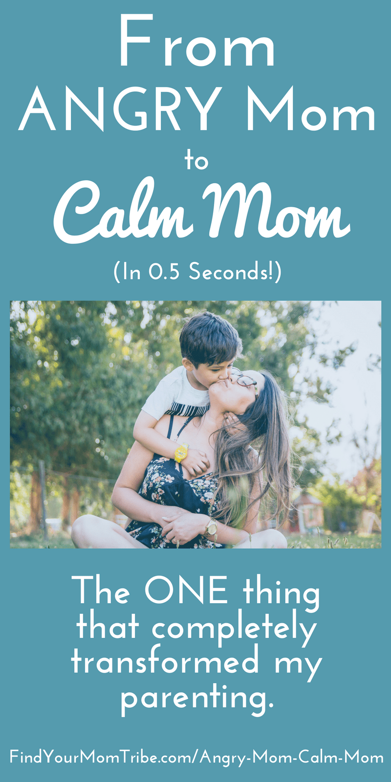 Do you struggle with nagging or yelling at your kids? This simple trick was a game-changer for me! Peaceful parenting | Positive discipline | Gentle parenting | how to stop yelling at your kids | anger management for moms| Note: This article can be read at: Findyourmomtribe.com/angry-mom-calm-mom