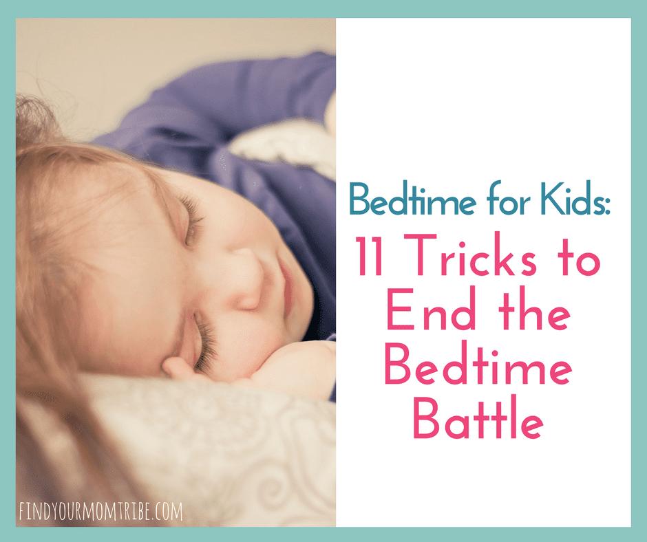 bedtime battle