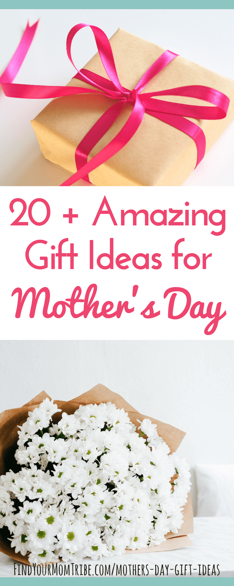 This is the BEST Mother's Day gift guide! Here are 20+ gift ideas for Mother's Day! Affordable and high-end gift ideas perfect for moms, grandmoms, and even your mother-in-law! | Mother's Day 2018 | Best Mother's Day gift ideas | Gifts for Mother's Day
