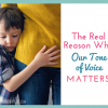 Positive Discipline – The Real Reason Why Our Tone of Voice Matters