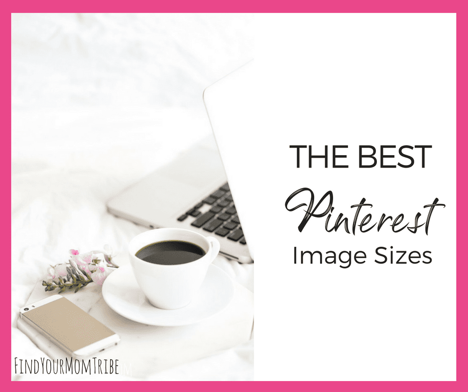 Ideal image size to use on Pinterest in 2018