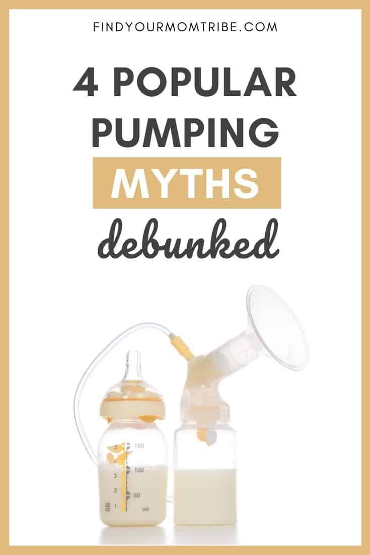 4 Popular Pumping Myths - Debunked