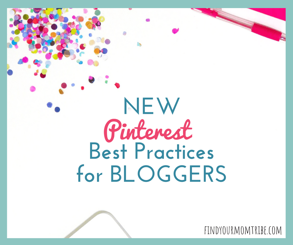 NEW Pinterest Best Practices for Bloggers