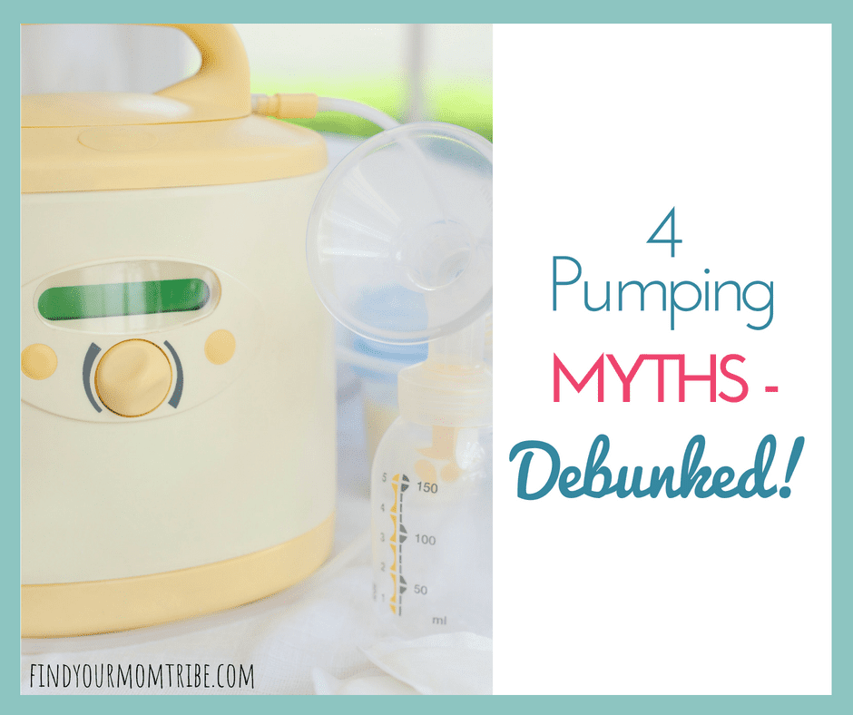 Pumping myths