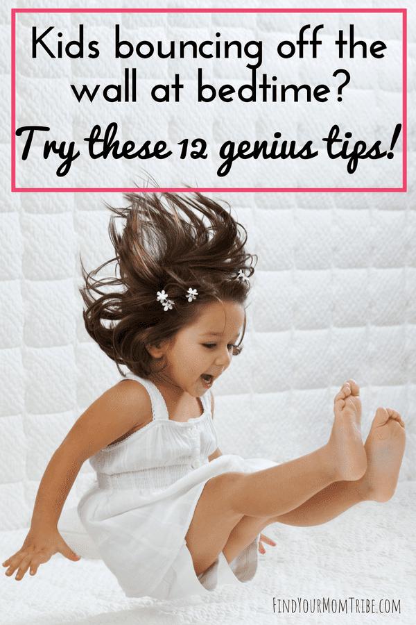 How to help your kids fall asleep