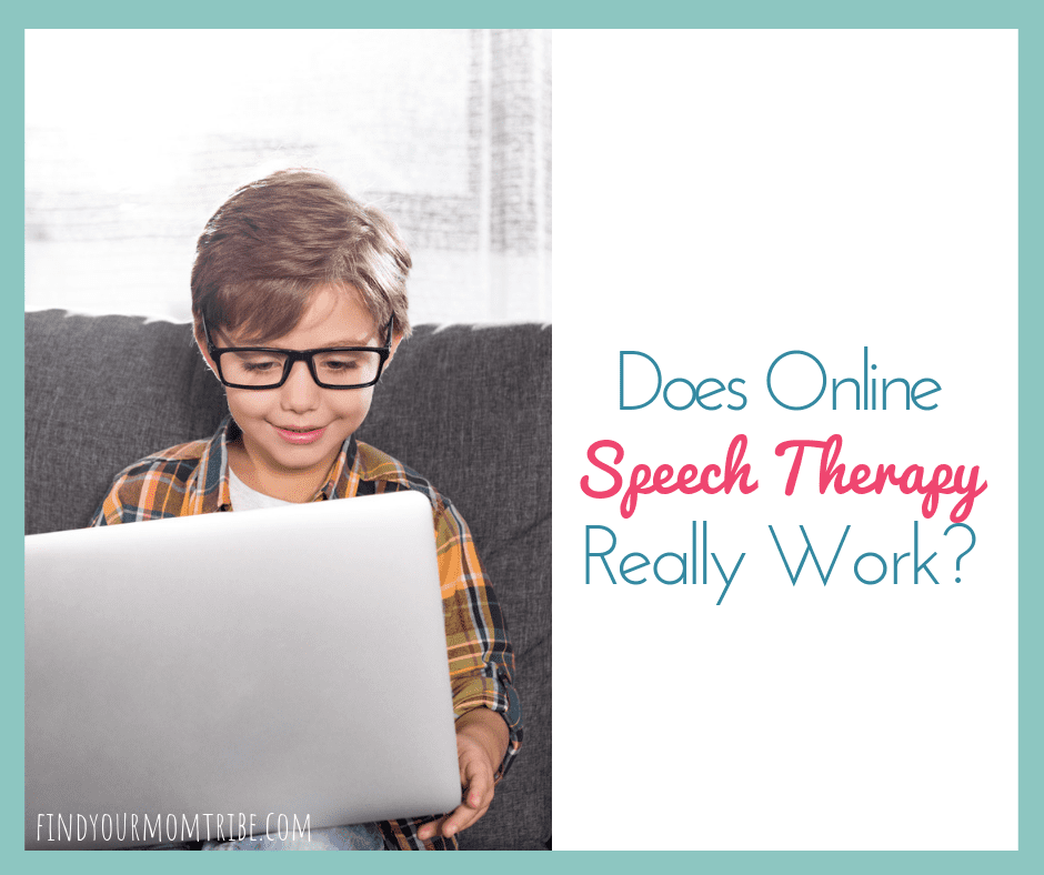 Online Speech Therapy for Kids: Does it really work?