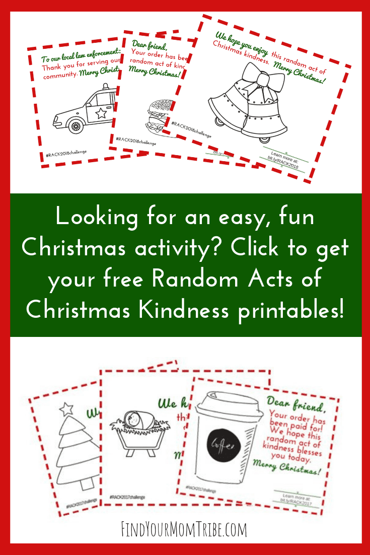 Random Acts of Christmas Kindness 2018