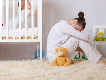 Postpartum Anxiety: One mom's story