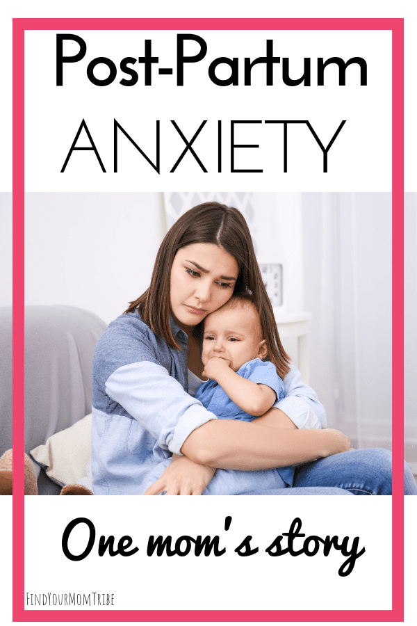 postpartum anxiety