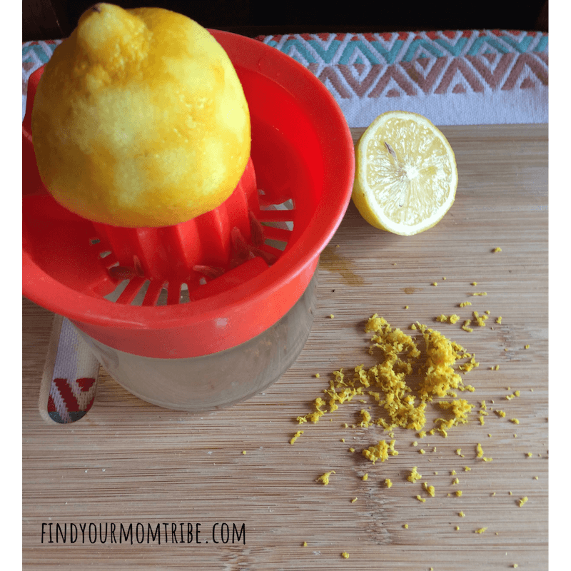 lemon cookies lemon juice