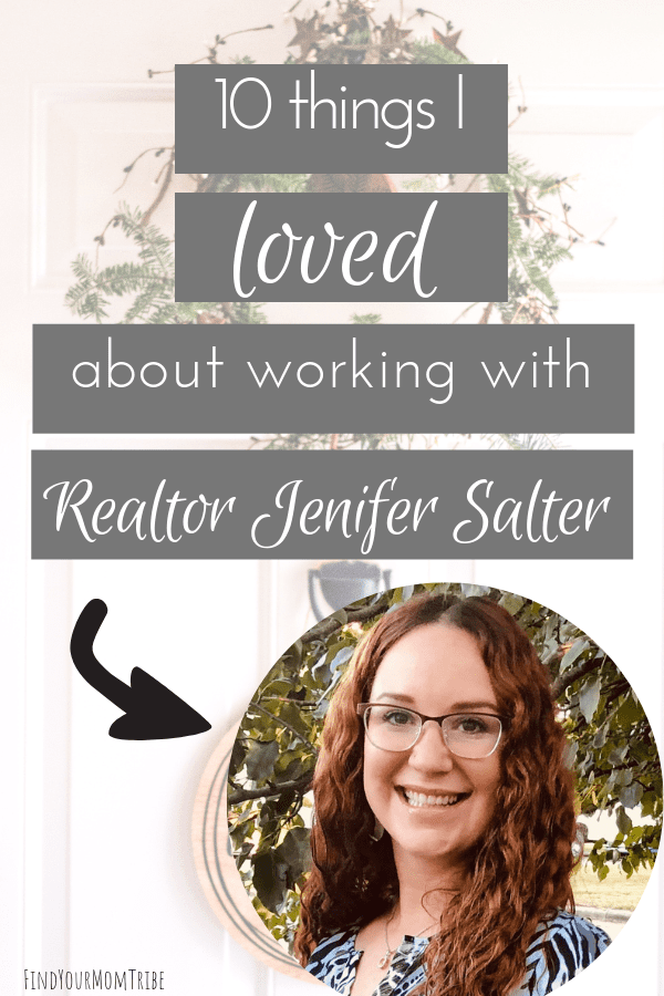 If you're looking for a realtor in the Raleigh Durham area, Jenifer Salter is your girl! Click to read 10 things I loved about having her as my realtor. #realestate Real Estate | Triangle Real Estate | Triangle Realtors | Raleigh Real Estate | Triangle | home buying