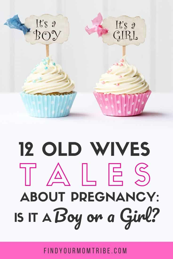 12 Old Wives Tales About Pregnancy: Is It A Boy Or A Girl?