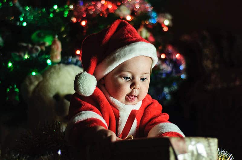 18 Best Christmas Gift Ideas for Babies Under 1 (Gifts under $30!)