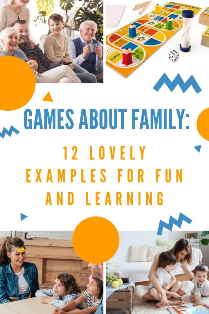 Games About Family: 12 Lovely Examples For Fun And Learning