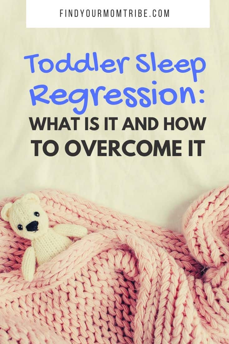 Toddler Sleep Regression_ What Is It And How To Overcome It