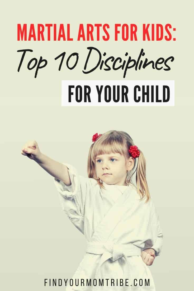Martial Arts For Kids_ Top 10 Disciplines For Your Child