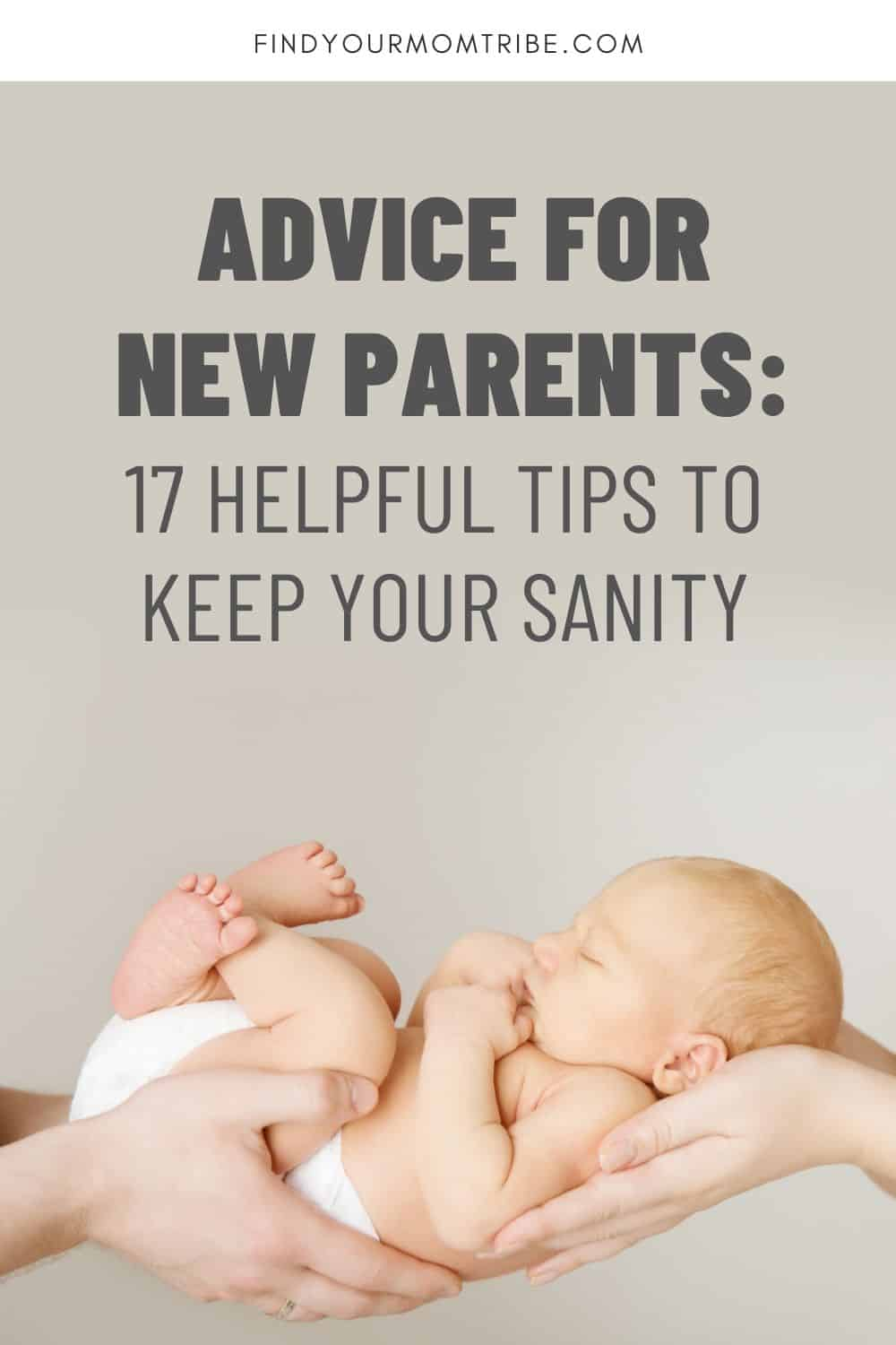 Pinterest Advice For New Parents