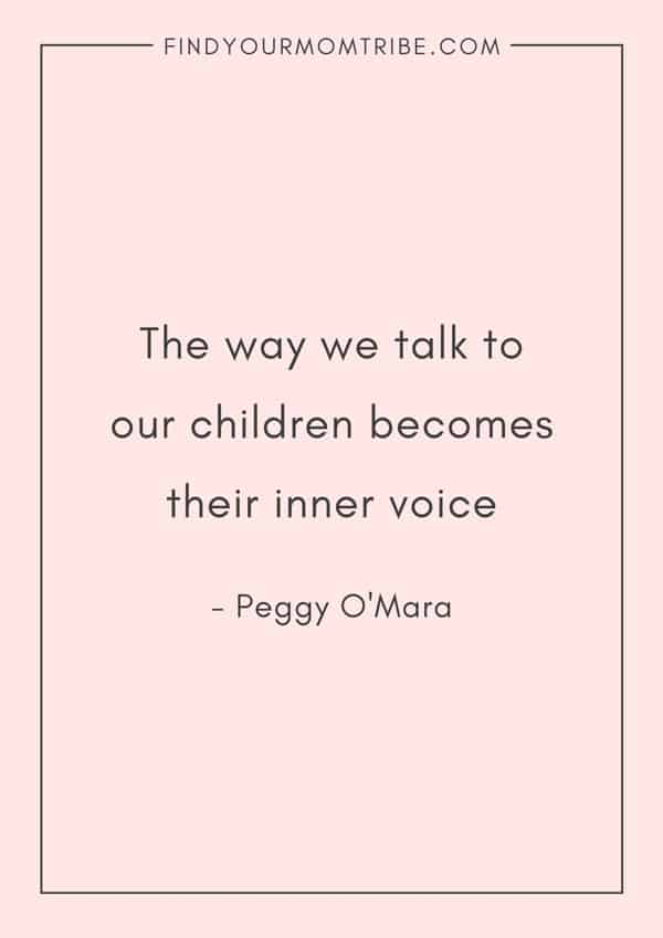 Positive Discipline - The Real Reason Why Our Tone of Voice Matters