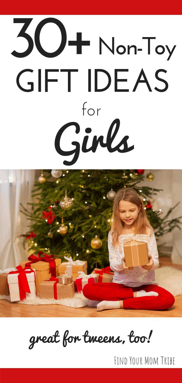pinterest non toy gift ideas for girls