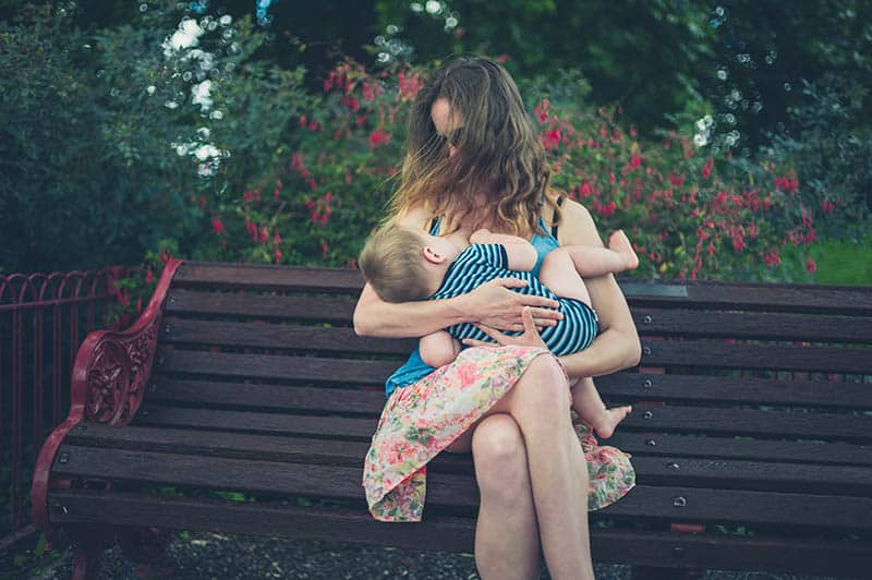 Breastfeeding In Public: Laws And Tips For Nursing Mothers