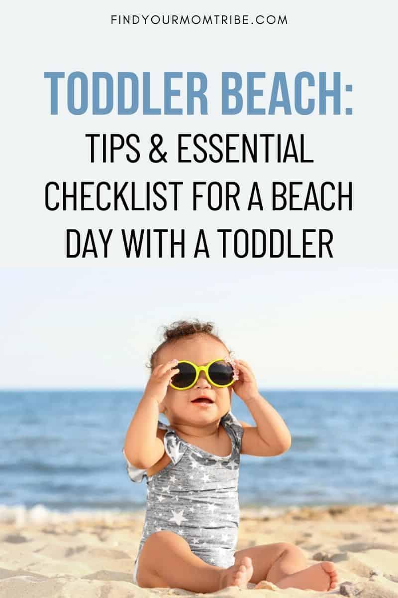 Pinterest Toddler Beach
