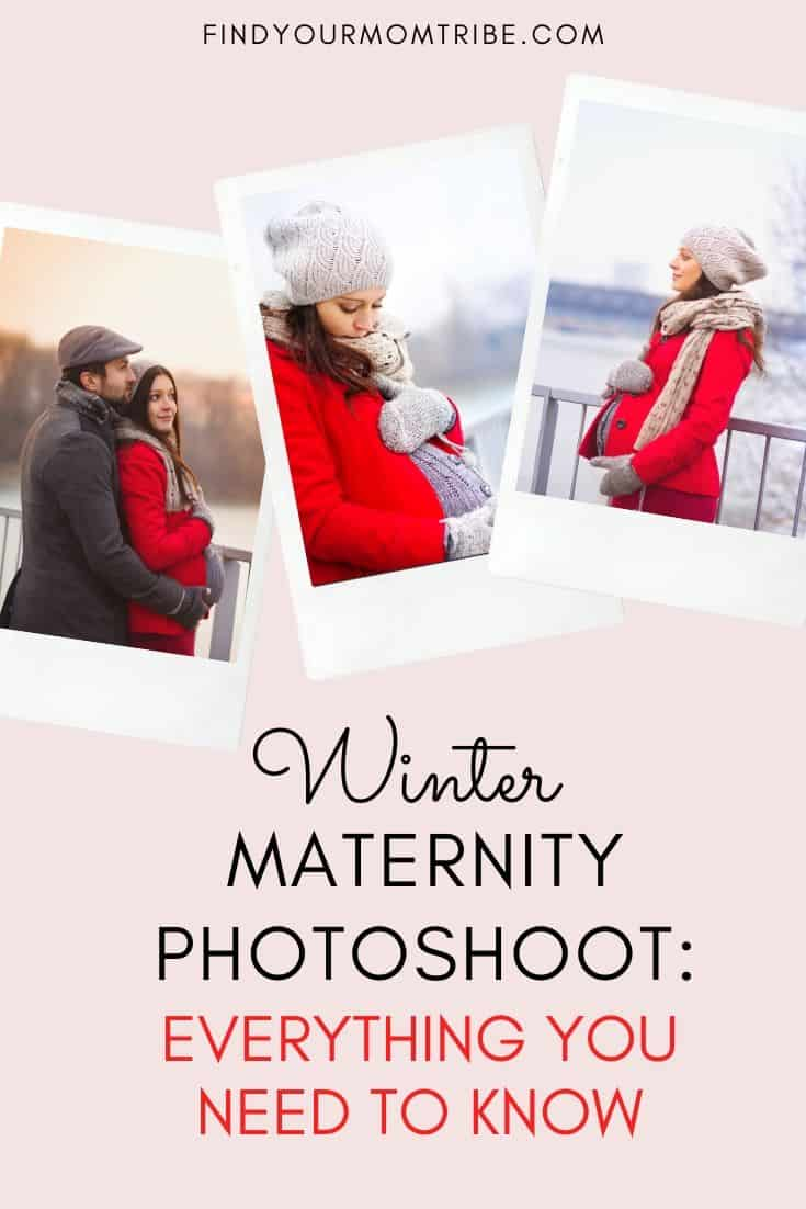 Winter Maternity Photoshoot_ Everything You Need To Know