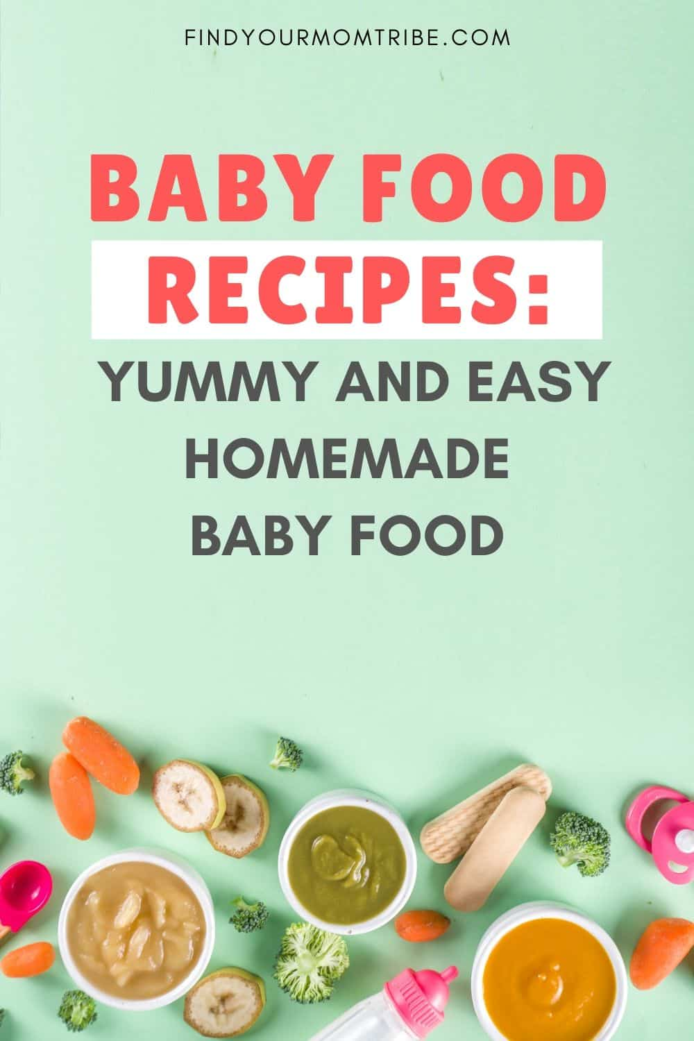 Pinterest Baby Food Recipes
