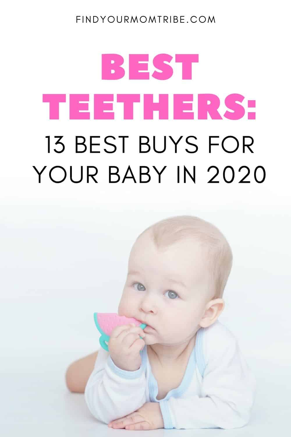 Pinterest Best Teethers for your baby