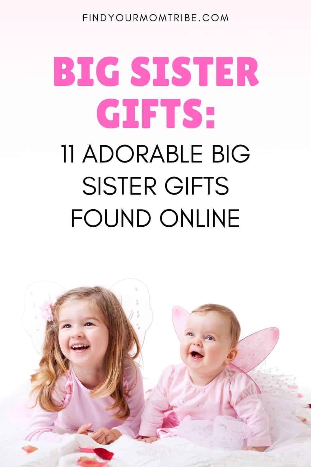 Pinterest Big Sister Gifts