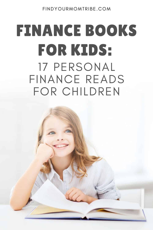 Pinterest Finance Books For Kids