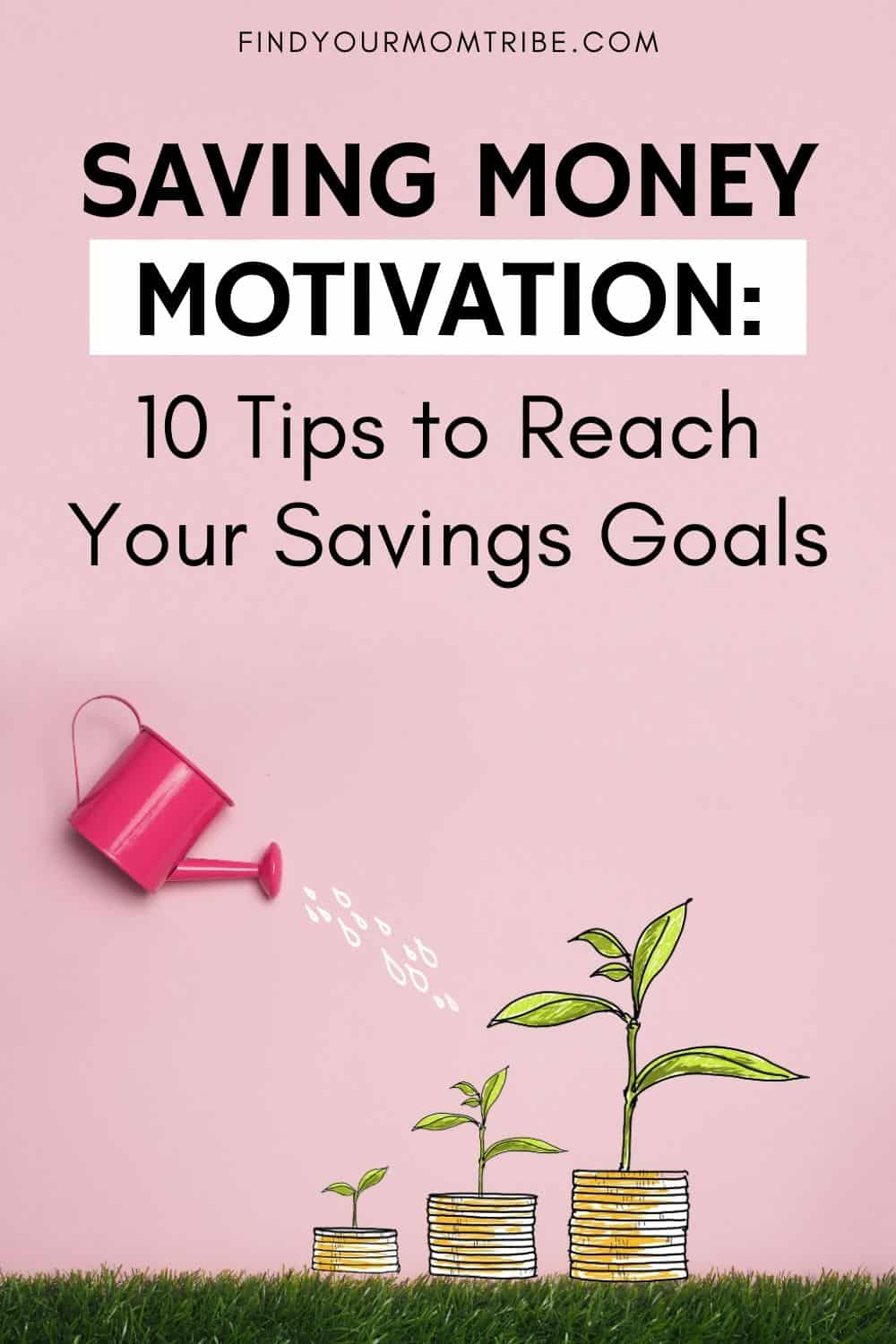 Pinterest Saving Money Motivation