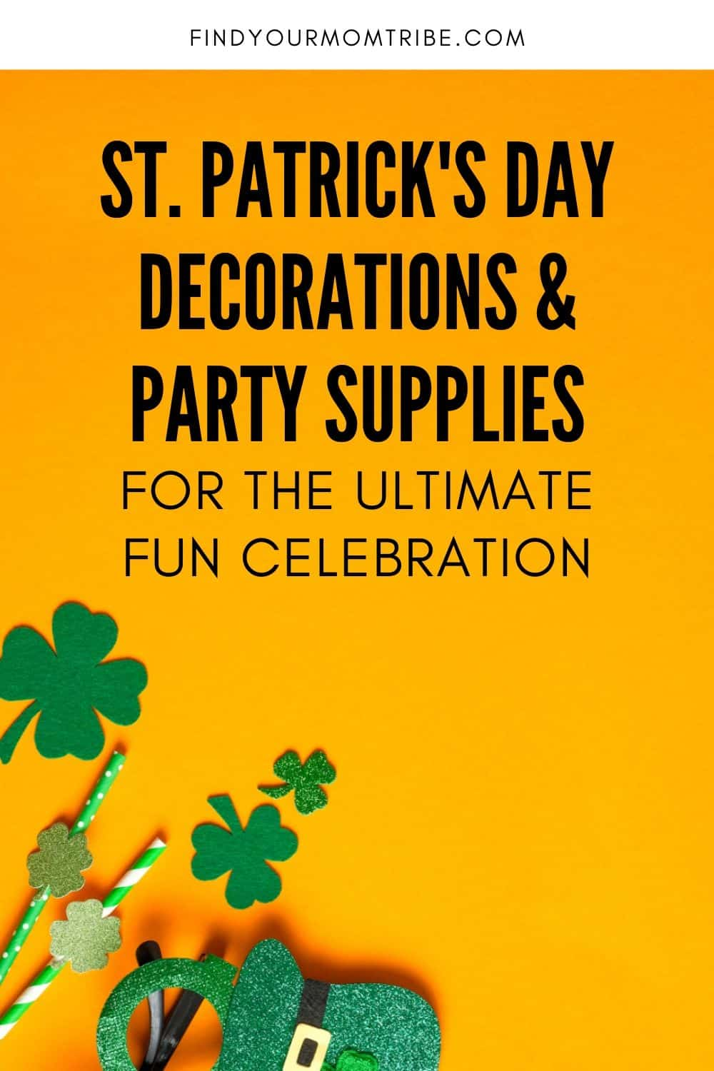 Pinterest St. Patrick's Day Decorations and Party Supplies