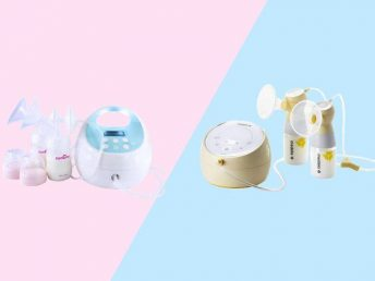 Spectra and Medela Breast Pumps